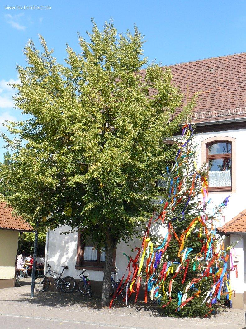 Kerb in Bernbach