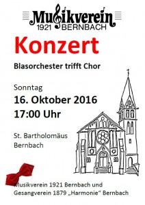 Konzert 2016 Kirche